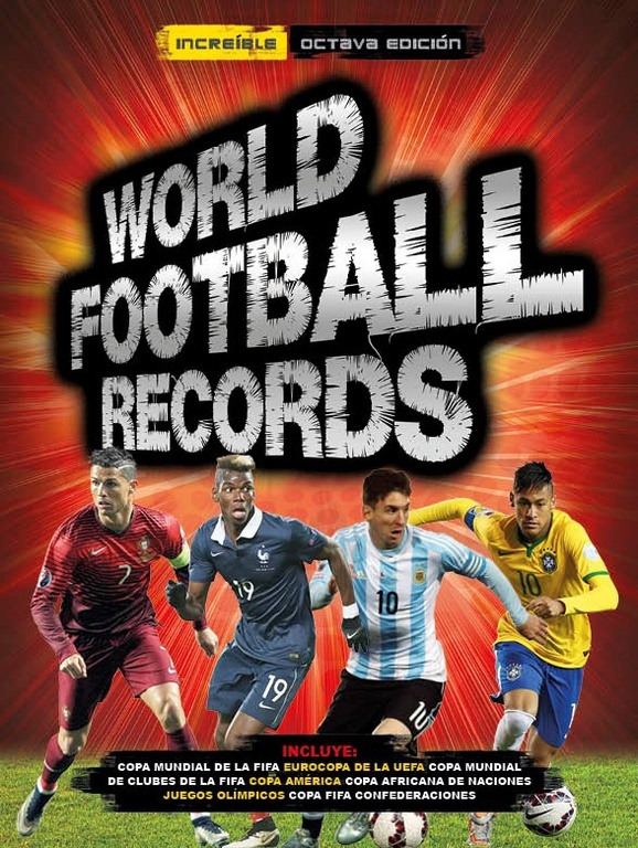 WORLD FOOTBALL RECORDS 2017