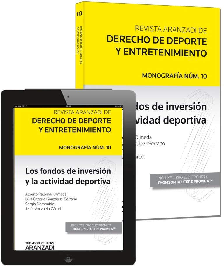 LOS FONDOS DE INVERSIÓN Y LA ACTIVIDAD DEPORTIVA