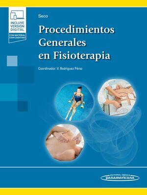 PROCEDIMIENTOS GENERALES EN FISIOTERAPIA (+E-BOOK)