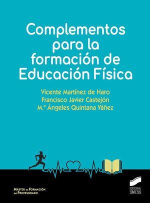 COMPLEMENTOS PARA LA FORMACION DE EDUCACION FISICA EN ESO Y BACHILLERATO