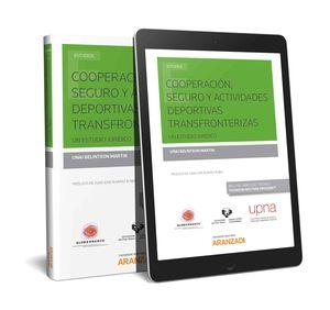 COOPERACIÓN, SEGURO Y ACTIVIDADES DEPORTIVAS TRANSFRONTERIZA