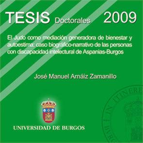EL JUDO COMO MEDIACIÓN GENERADORA DE BIENESTAR Y AUTOESTIMA (CD-ROM)