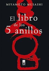 EL LIBRO DE LOS 5 ANILLOS (TAPA BLANDA)