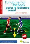 FUNDAMENTOS TÁCTICOS PARA LA DEFENSA ZONAL DVD