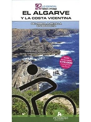 EL ALGARVE Y LA COSTA VICENTINA. DE LISBOA A SEVILLA EN BICICLETA
