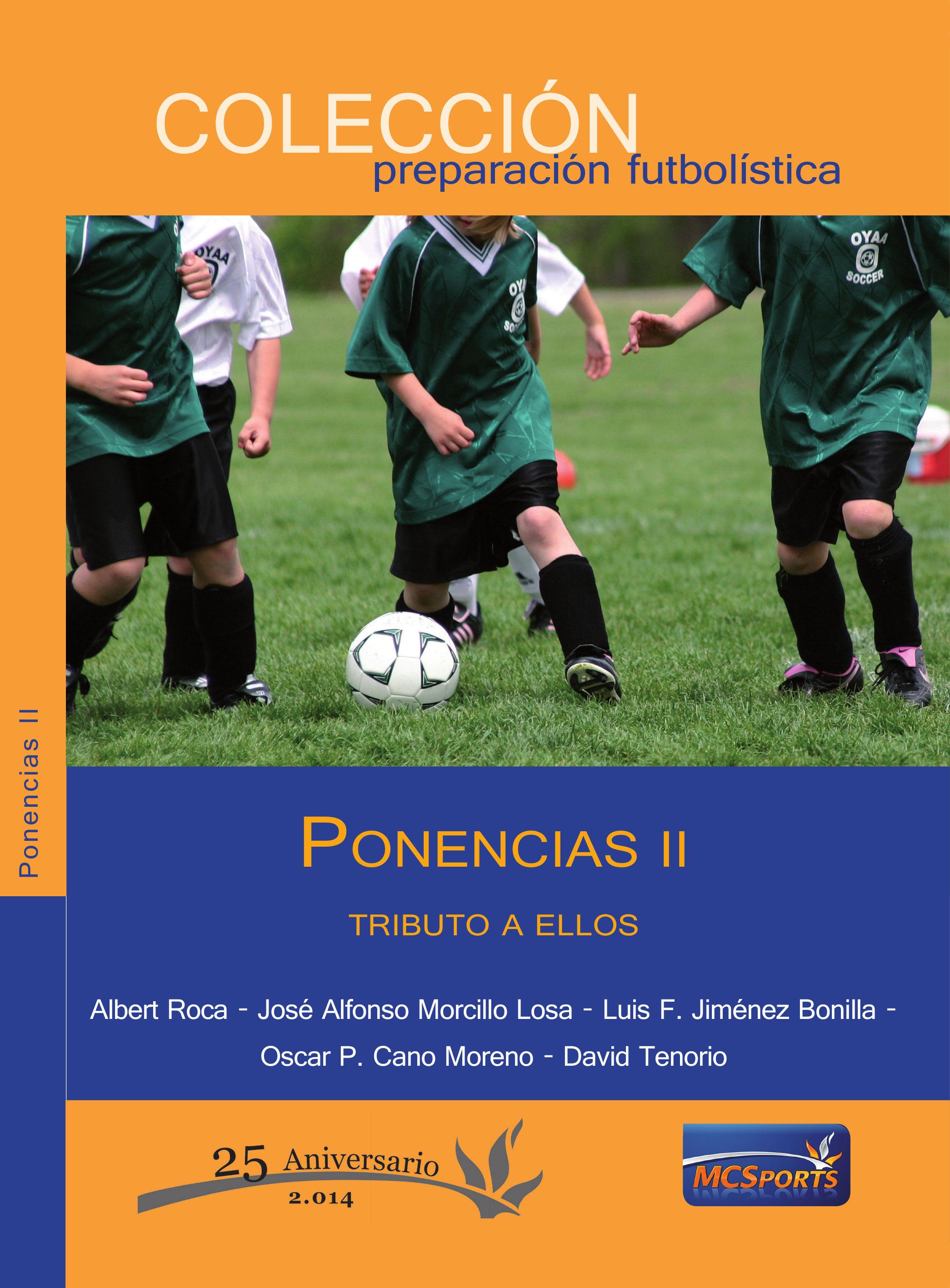 PONENCIAS II. TRIBUTO A ELLOS