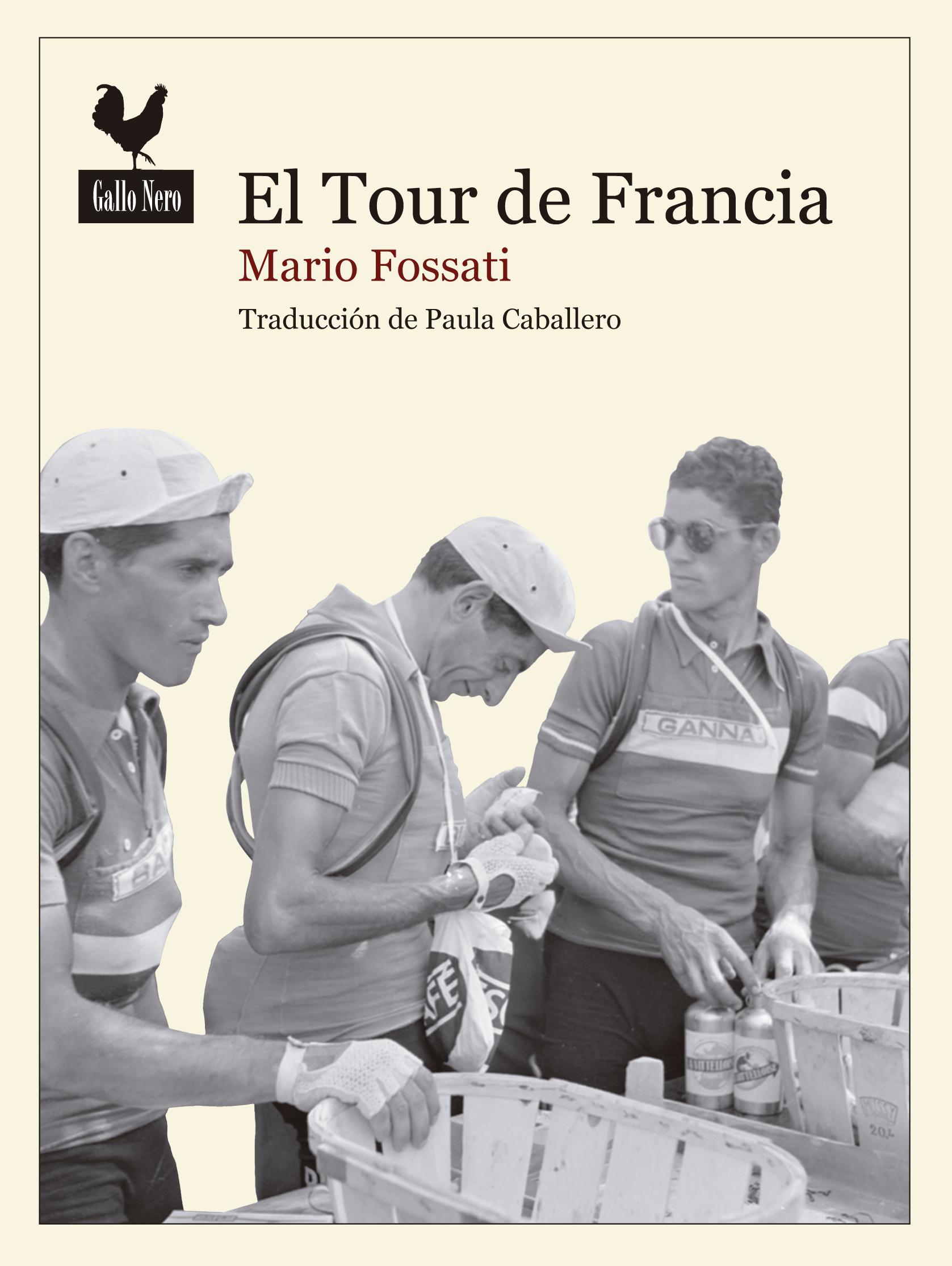 EL TOUR DE FRANCIA, FAUSTO COPPI HACIA LA GLORIA