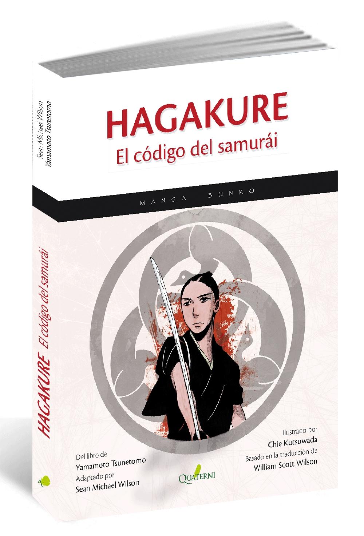 HAGAKURE. EL CÓDIGO DEL SAMURAI (CÓMIC)