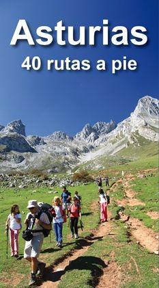 ASTURIAS 40 RUTAS A PIE