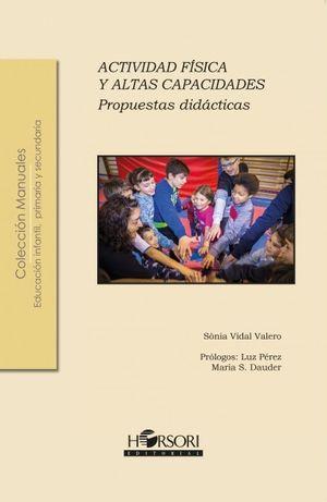 ACTIVIDAD FISICA Y ALTAS CAPACIDADES