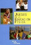 JUEGOS EN EDUCACIÓN FÍSICA