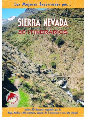 SIERRA NEVADA. 30 ITINERARIOS