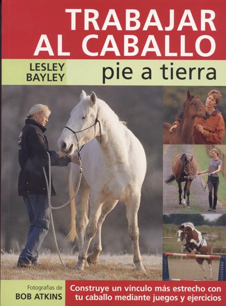 TRABAJAR AL CABALLO. PIE A TIERRA