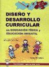 DISEÑO Y DESARROLLO CURRICULAR EN E.F.  Y EDUCACIÓN INFANTIL