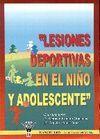 LESIONES DEPORTIVAS EN EL NIÑO Y ADOLESCENTE