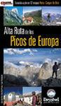 ALTA RUTA DE LOS PICOS DE EUROPA. TRAVESÍA A PIE EN 12 ETAPAS POTES-CA