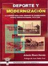 DEPORTE Y MODERNIZACIÓN