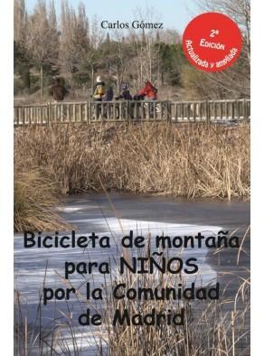 BICICLETA DE MONTAÑA PARA NIÑOS POR LA COMUNIDAD DE MADRID