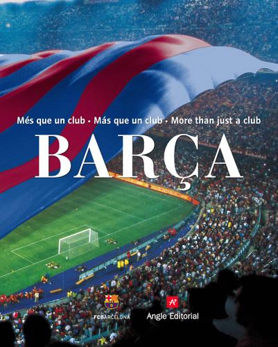 BARÇA MAS QUE UN CLUB