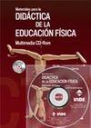 MATERIALES PARA LA DIDÁCTICA DE LA EDUCACIÓN FÍSICA, MULTIMEDIA CD-ROM