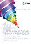 MANUAL DE DIRECCIÓN TÉCNICA Y PEDAGÓGICA. PROFESIONALIDAD PARA LAS ORGANIZACIONES DE DEPORTE EN EDAD