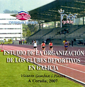 ESTUDIO DE LA ORGANIZACIÓN DE LOS CLUBES DEPORTIVOS EN GALICIA CD