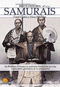 BREVE HISTORIA DE LOS SAMURÁIS