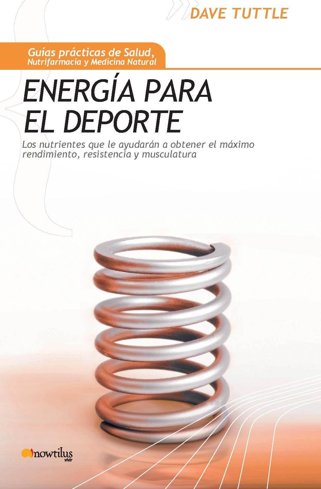 ENERGÍA PARA EL DEPORTE