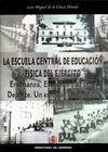 LA ESCUELA CENTRAL DE EDUCACIÓN FÍSICA DEL EJÉRCITO