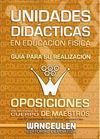 UNIDADES DIDÁCTICAS E.F. GUIA PARA SU REALIZACIÓN