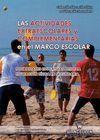 LAS ACTIVIDADES EXTRAESCOLARES Y COMPLEMENTARIAS EN EL MARCO ESCOLAR