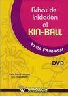 FICHAS DE INICIACIÓN AL KIN-BALL PARA PRIMARIA DVD