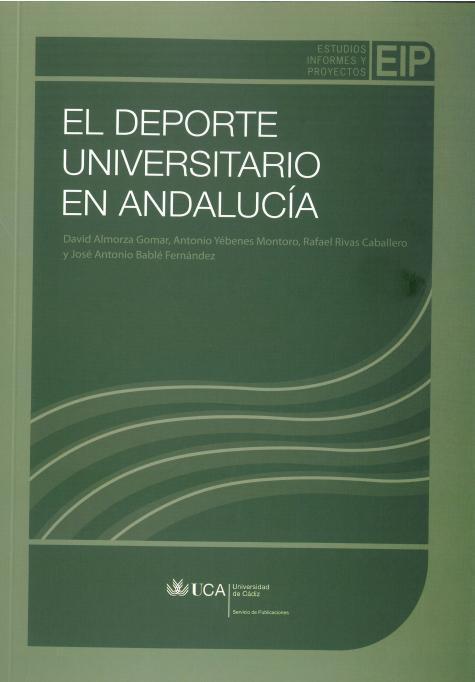 EL DEPORTE UNIVERSITARIO EN ANDALUCÍA