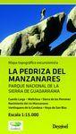LA PEDRIZA DEL MANZANARES - ESCALA 1:15.000