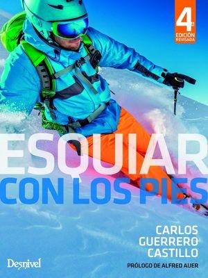 ESQUIAR CON LOS PIES - 4ª EDICION