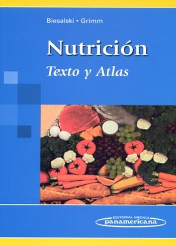 NUTRICIÓN. TEXTO Y ATLAS