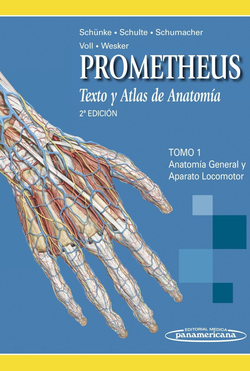PROMETHEUS VOL I TEXTO Y ATLAS DE ANATOMÍA. 2ª EDICIÓN