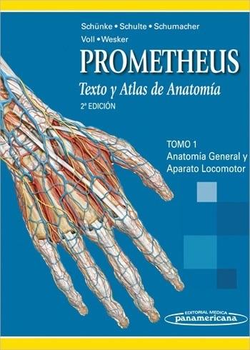 COLECCIÓN PROMETHEUS. TEXTO Y ATLAS DE ANATOMÍA.