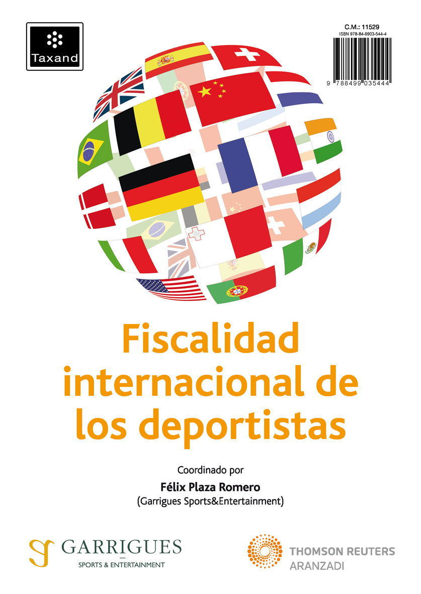 FISCALIDAD INTERNACIONAL DE LOS DEPORTISTAS / GLOBAL GUIDE TO TAX FOR SPORTSPEOPLE