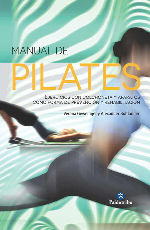 MANUAL DE PILATES (CARTONÉ + COLOR)