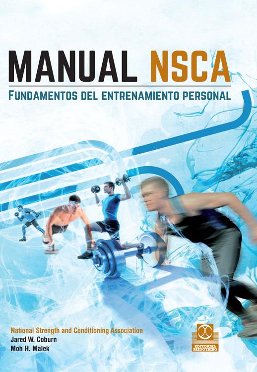 MANUAL NSCA. FUNDAMENTOS DEL ENTRENAMIENTO PERSONAL (COLOR)