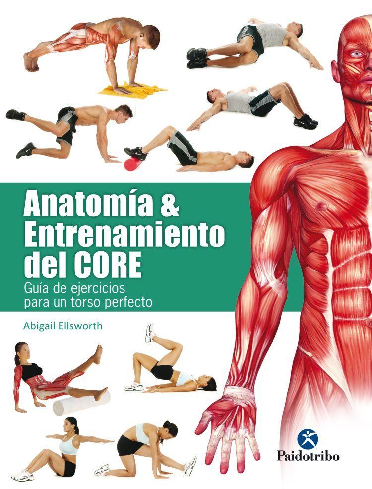 ANATOMÍA & ENTRENAMIENTO DEL CORE (COLOR)