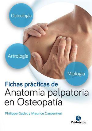 FICHAS PRÁCTICAS DE ANATOMÍA PALPATORIA EN OSTEOPATÍA