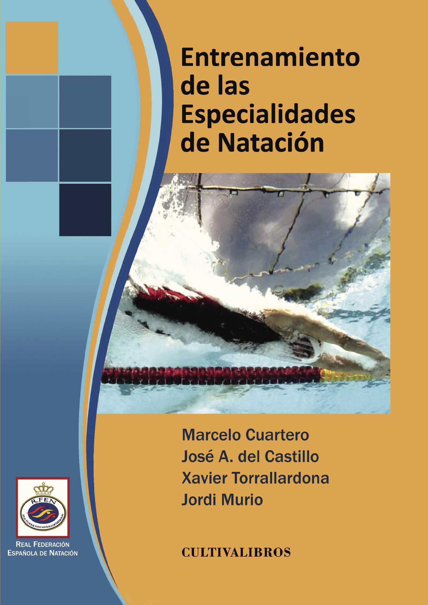 ENTRENAMIENTO DE LAS ESPECIALIDADES DE NATACIÓN