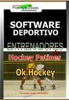 OK. HOCKEY. SOFTWARE DEPORTIVO. ENTRENADORES DE HOCKEY PATINES.