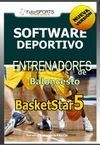 BASKETSTAR 5. SOFTWARE DEPORTIVO. ENTRENADORES DE BALONCESTO