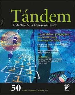TÁNDEM 50: LOS MODELOS PEDAGÓGICOS: UN DESAFÍO PARA LA EDUCACIÓN FÍSICA