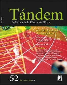 TÁNDEM 52: CENTROS PROMOTORES DE ACTIVIDAD FÍSICA