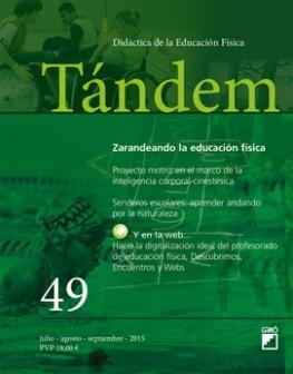 TÁNDEM 49: ZARANDEANDO LA EDUCACIÓN FÍSICA