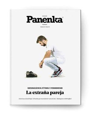 PANENKA Nº 58. LA EXTRAÑA PAREJA. MONOGRÁFICO: FÚTBOL Y PERIODISMO